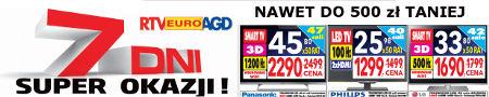 Oferta Specjalna RTV Euro AGD