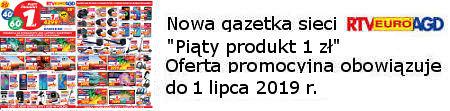 RTV Euro AGD Gazetka promocyjna