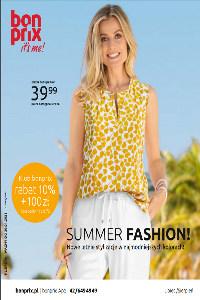 BonPrix Katalog Lipiec Sierpień 2020