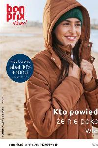BonPrix Katalog Paździenik Listopad 2020