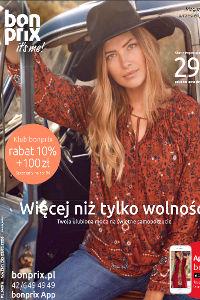 BonPrix Katalog Październik 2019