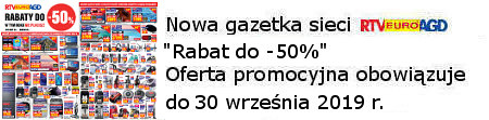 RTV Euro AGD Gazetka promocyjna