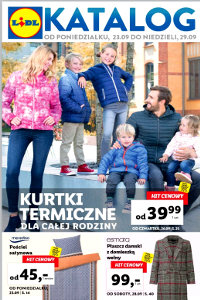 Lidl gazetka promocyjna
