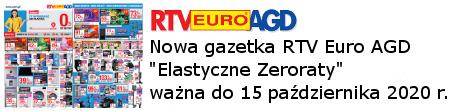 RTV Euro AGD Gazetka