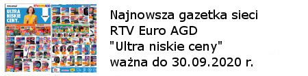RTV Euro AGD Gazetka