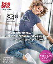 BonPrix Katalog Wrzesień 2018