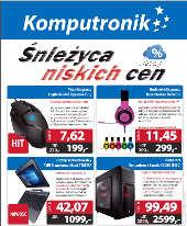 Komputronik Gazetka promocyjna