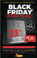 Biedronka gazetka Black Friday