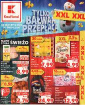 Kaufland gazetka promocyjna od 21 stycznia 2021