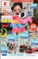 Kaufland gazetka Zabawki