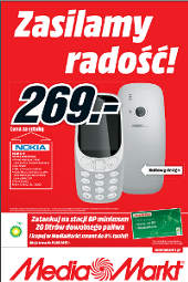 Media Markt Gazetka promocyjna