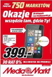 Mediamarkt gazetka promocyjna