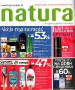 Drogerie Natura gazetka