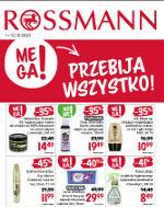 Rossmann gazetka promocyjna
