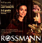 Rossmann gazetka