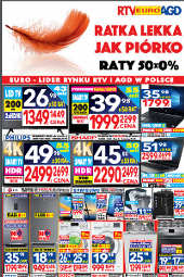 Gazetka RTV Euro AGD
