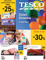 Tesco gazetka nr 22