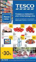 Tesco gazetka nr 26