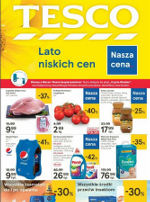 Tesco gazetka nr 28