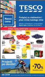 Tesco gazetka nr 29