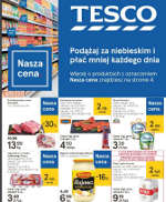 Tesco gazetka nr 8`