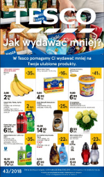 Tesco gazetka nr 43